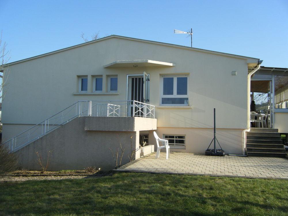 Maison vendre de 117 m qui compte 5 pi ces dont 4 for Vente maison par agence