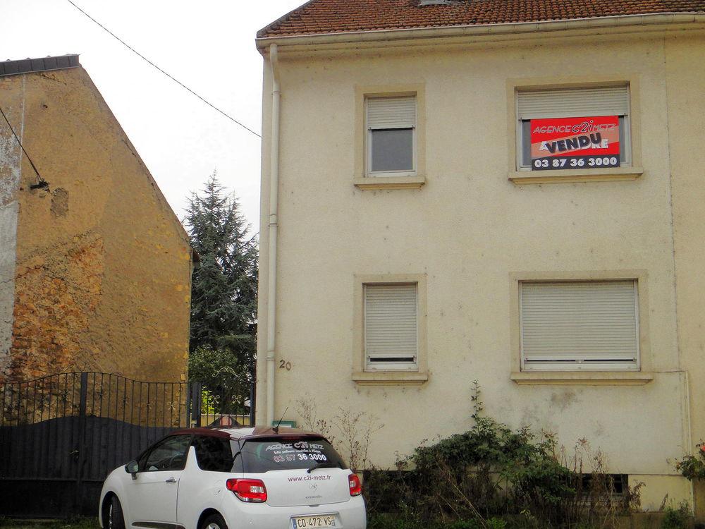 Maison vendre de 90 m qui compte 5 pi ces dont 3 for Vente maison par agence
